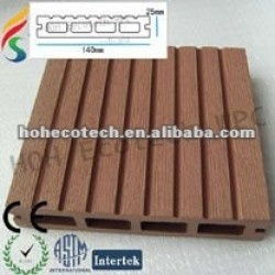 HOHecotech/eco友好的な空WPCのdeckingの床の合成物の床