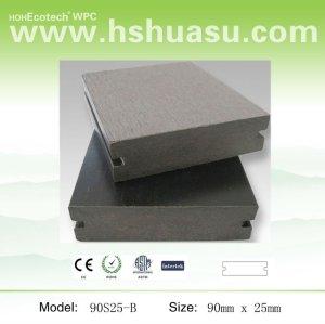 90x25mm dark grey composite sheets