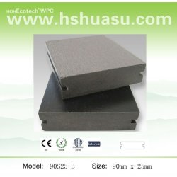 90x25mmの暗い灰色の合成シート