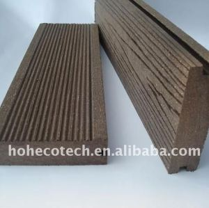 SANDING surface natural and poised WPC decking flooring