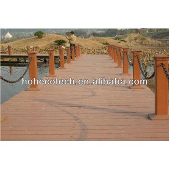 Anti-aging wpc outdoor decking floor,wpc outdoor deck