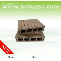 木製のプラスチック合成のSundeck