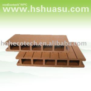 plancher extérieur de composé de plancher de decking/de wpc
