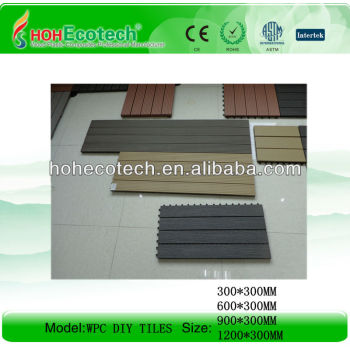 WPC DIY TILES (ISO9001,ISO14001,ROHS,CE)