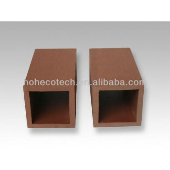 wpc post/ wpc fencing, gazebo ,water proof wpc wood plastic composite ASTM REACH FSC CE APPROVED