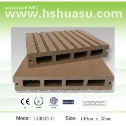 140x25mmの装飾的なdecking板
