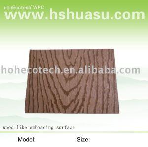 wpc legno decking come