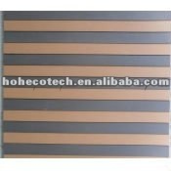 Beautiful look cheap price wood plastic composite wall siding
