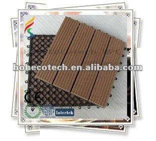 Eco - amichevole legno decking composito di plastica/pavimento ( 30s30 - 5 )