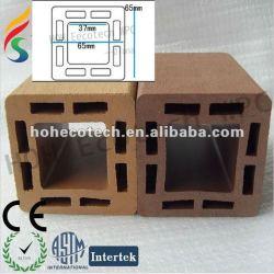 熱い販売法! ポストを囲うか、またはpergolasの望楼のためのポストかwpcのポストを柵で囲む水証拠(木製のプラスチック合成物)のwpcの屋外の庭