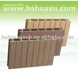 普及した木製のプラスチック合成の屋外のdeckingの床