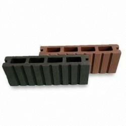 普及した屋外のタケDeckingの木製のプラスチック合成のdeckingかフロアーリング(セリウム、ROHS、ASTM) WPCのdecking