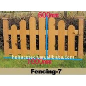 WPC/Composite wood Fence Board- Garden/Outdoor Decoration