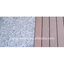 バルコニーまたは屋内か屋外WPCの木製のプラスチック合成のdeckingまたはフロアーリング(セリウム、ROHS、ASTM、ISO 9001、ISO 14001、Intertek)