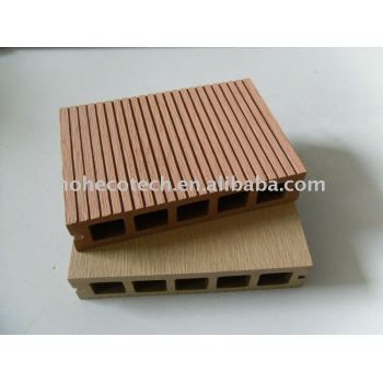 HOT SELL wood-plastic composite flooring(ISO CE ROHS ASTM)