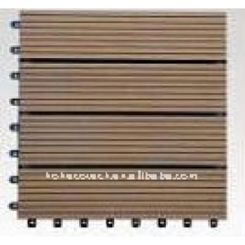 Eco Friendly Composite Deck Tiles