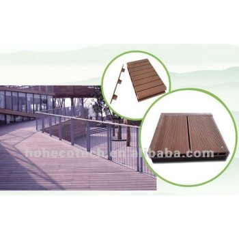 recycled wood plastic flooring boards