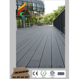 easily fabricated wpc composite floor