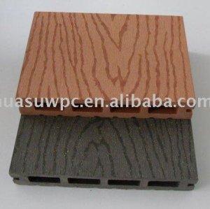 wpc outdoor decking floor