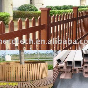 fencing-popular WPC outdoor fencing-CE