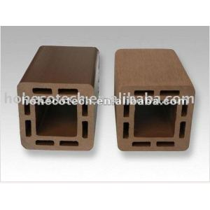 Hot sale durable outdoor wpc post (for fencing and railing)