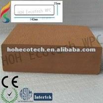Parqueter - le plancher de decking de WPC composé/Anti-UV/imperméabilisent