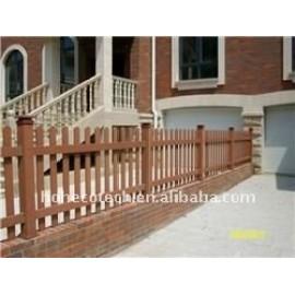 wpc post WPC railing wpc wood fence PUBLIC places Decoration wpc fencing