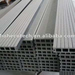140x30mm pubblica di bambù per esterni/legno decking di plastica di legno decking composito/pavimentazione bordo ponte wpc decking mattonelle di legno