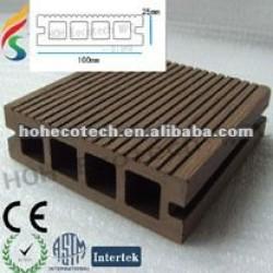 (熱い販売)空WPCのdeckingの床の合成物の床