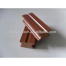 木製のプラスチック合成の固体梁