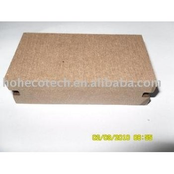 WPC outdoor flooring/decking (CE,RoHS,ASTM approved)