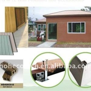 advanced panneau composite bois plastique