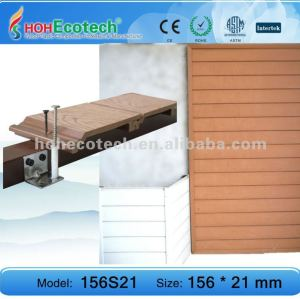 decorative wall covering panels composite wood outdoor wall