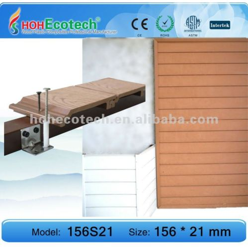 Decorative Wall Covering Panels Composite Wood Outdoor Wall Exterior Wall Panels Wpc Wall