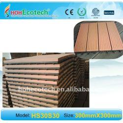 空のライターの設計世帯または屋外の新しく物質的なwpc (木製のプラスチック合成物)のフロアーリングまたはdecking木床