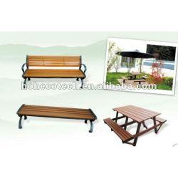 木製のプラスチック合成の余暇の机