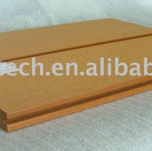 Panneau de plancher assemblé facile de wpc
