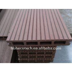 屋外の建築材WPCの床板のDECKING板