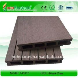 waterproof wpc terrace board