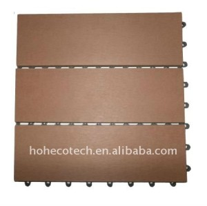 WPC DIY Tiles outdoor boards wpc decking Hohecotech hot sell products