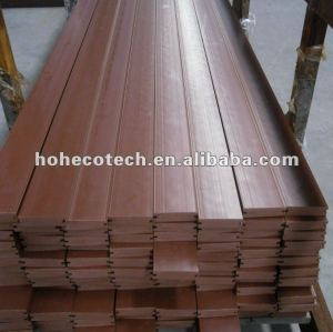 Long life using plastic wood WPC outdoor decking