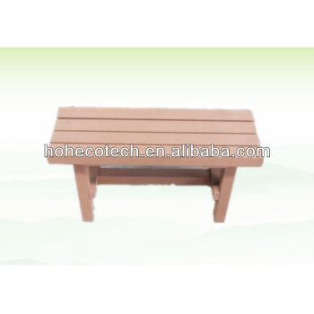 waterproof wood composite bench