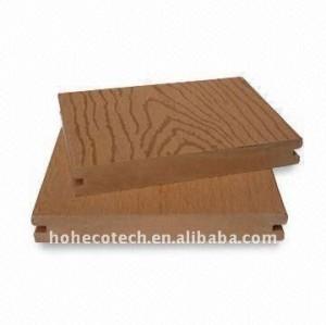 Eeasily installation and low maintenance wpc flooring laminate flooring