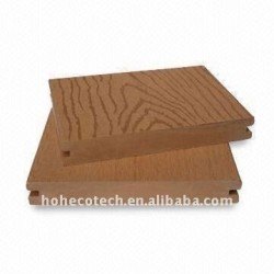 Eeasilyの取付けおよび低い維持のwpcのフロアーリングはフロアーリングを薄板にする