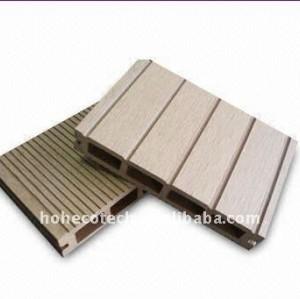 La construcción pública al aire libre del wpc compuesto plástico de madera decking/suelo madera/cubiertas de madera