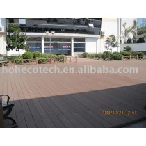 WPC Outside Decking/Flooring(Meet RoHS Standard)