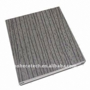 WOOD plastic composite outdoor HOllow decking