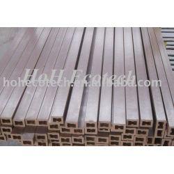 木製のプラスチック合成の梁