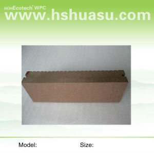 100% recycle composite decking 150S25