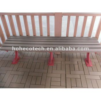 Wood Plastic composite wpc wooden lesuire chair/bench
